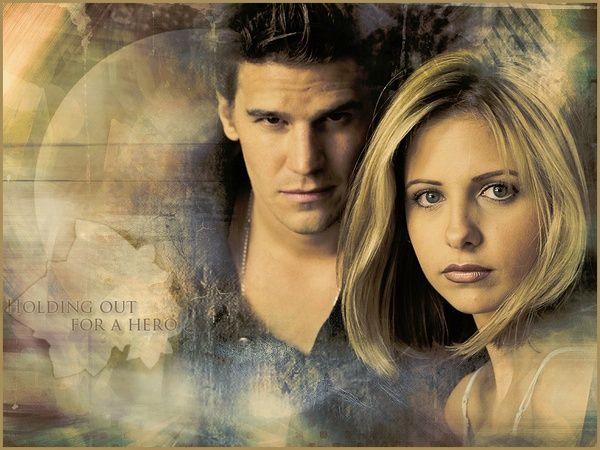 Buffy and Angel characters