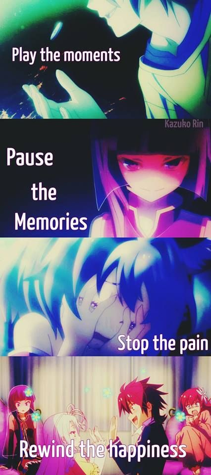 Anime No Game No Life Quotes Pinterest Anime Frases And