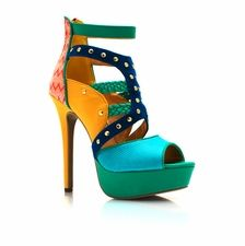 Hot and colorful!!! Love!!!