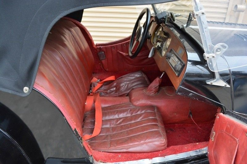 1953 Plus 4 車