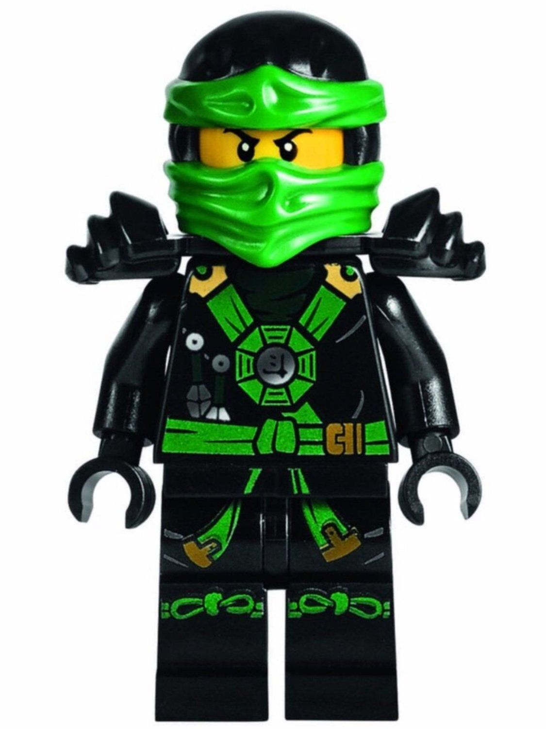 lego ninjago deepstone lloyd ninja minifigure spielzeug super alex of awesome. Black Bedroom Furniture Sets. Home Design Ideas