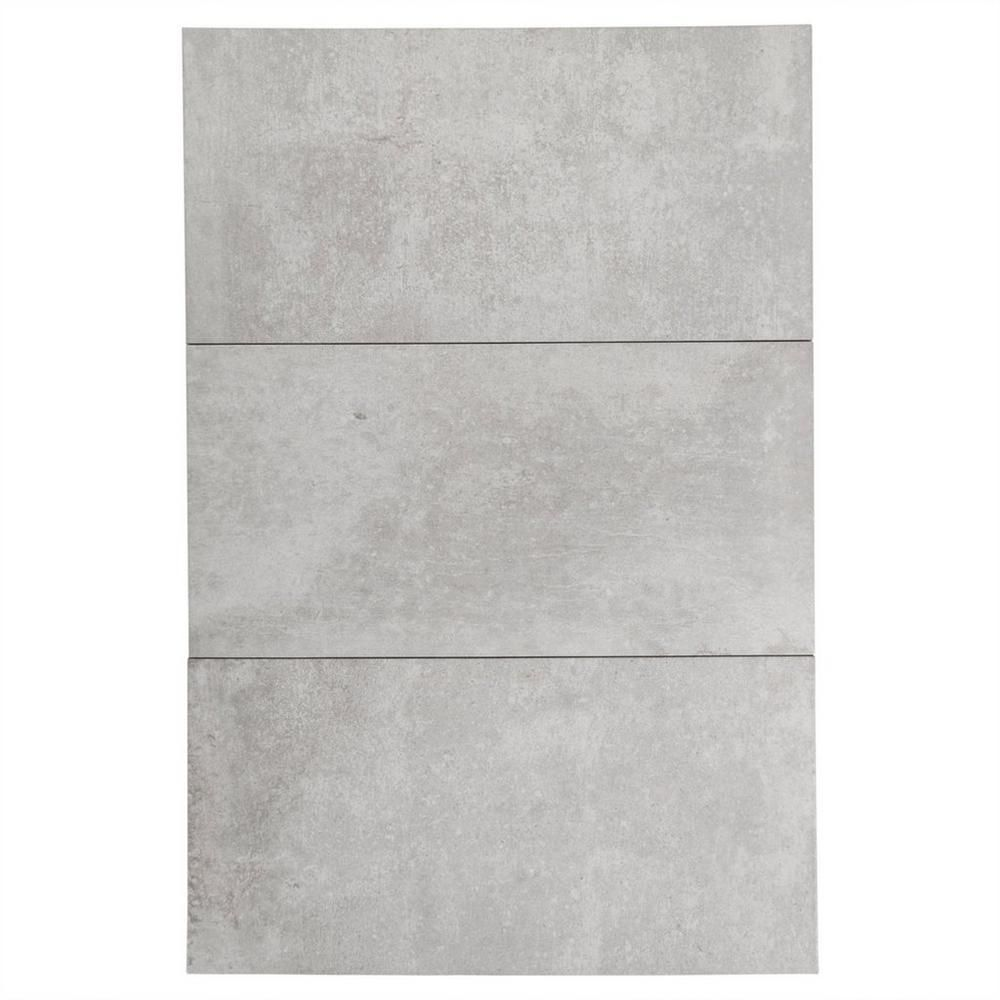 Vogue warm gray porcelain tile porcelain tile porcelain and gray vogue warm gray porcelain tile 12in x 24in 912102826 floor and dailygadgetfo Choice Image