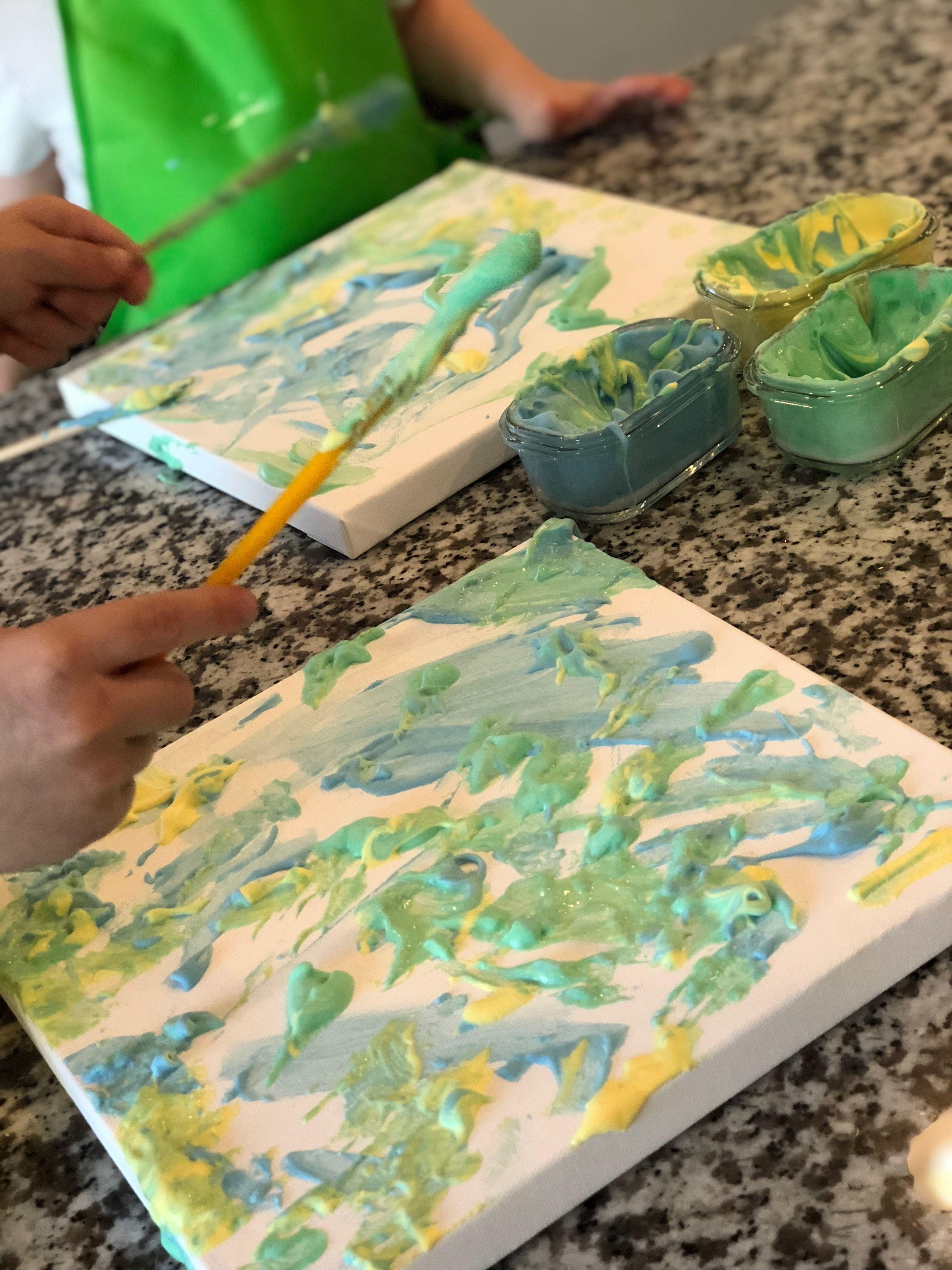 Diy Foam Paint Recipe Where Wonder Meets Whimsy Foam Paint