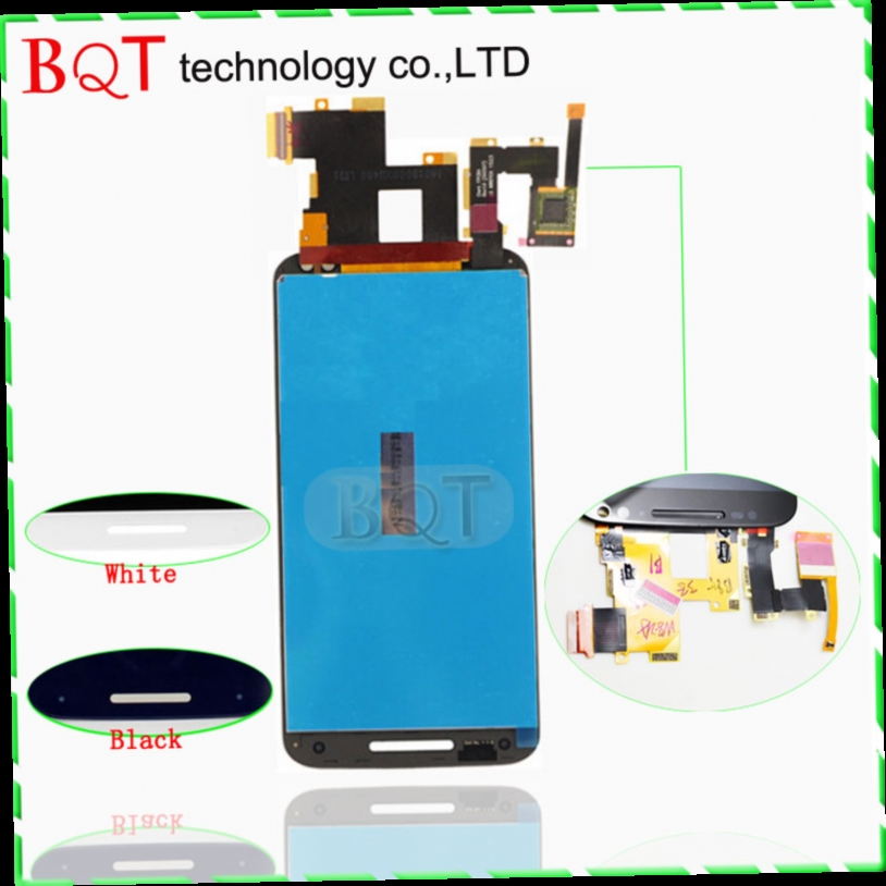 53.90$  Watch now - http://ali7jz.worldwells.pw/go.php?t=32612413185 - BQT Store for Motorola Moto X Style X3 XT1575 XT1572 LCD Display + Touch Screen Digitizer Assembly Guarantee Best Quality