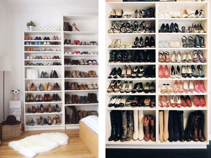 Rangement Chaussures Etageres Billy Rangement Chaussures Idee