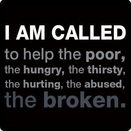 Pin by Angela Stephens on Words to live by | Help the poor ...