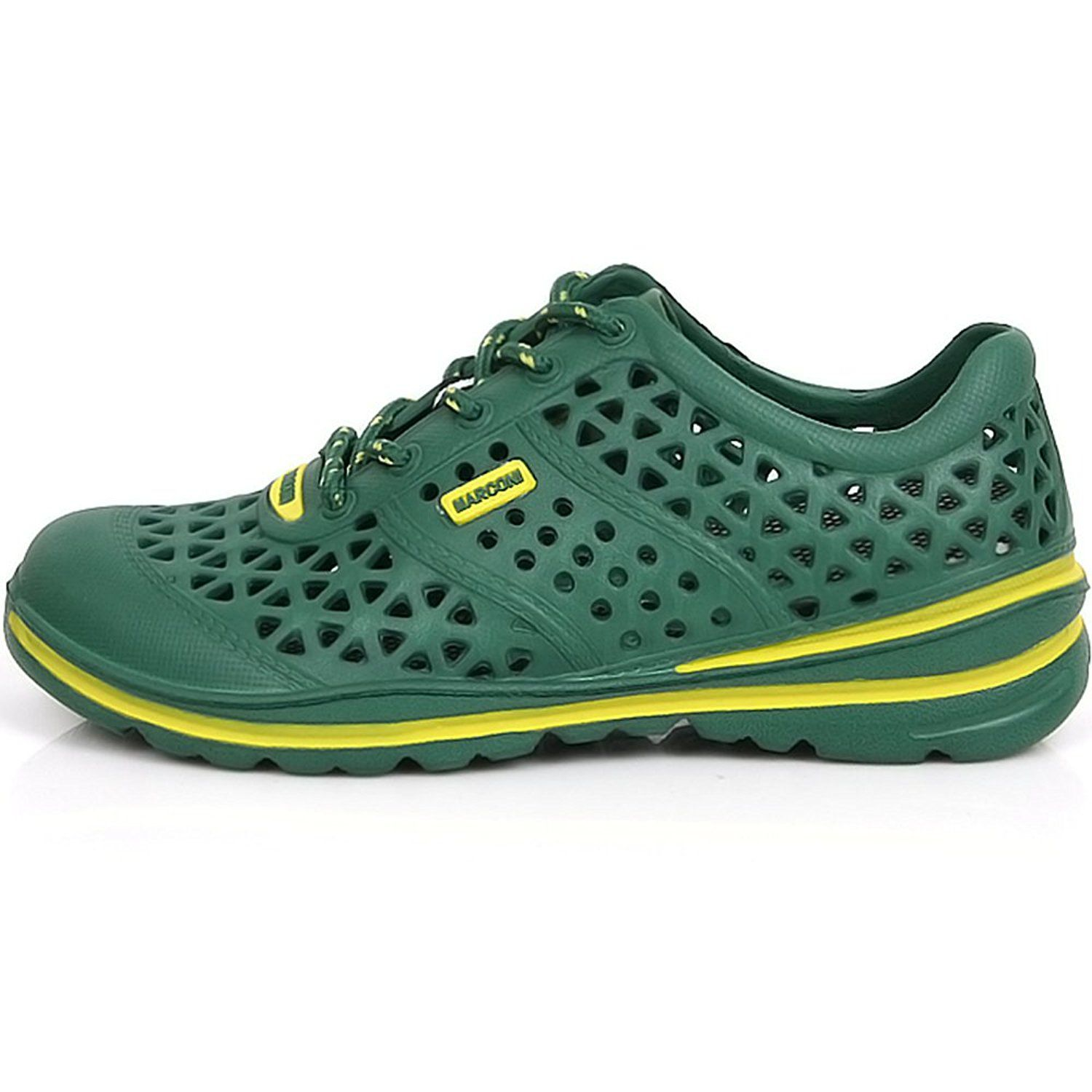 844b504e679d3 New Water Aqua Lace up Shoes Summer Beach Casual Womens Athletic Sandals  Green     Check out this great product.