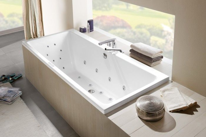 Product Watch Whirlpool Systems by Villeroy & Boch