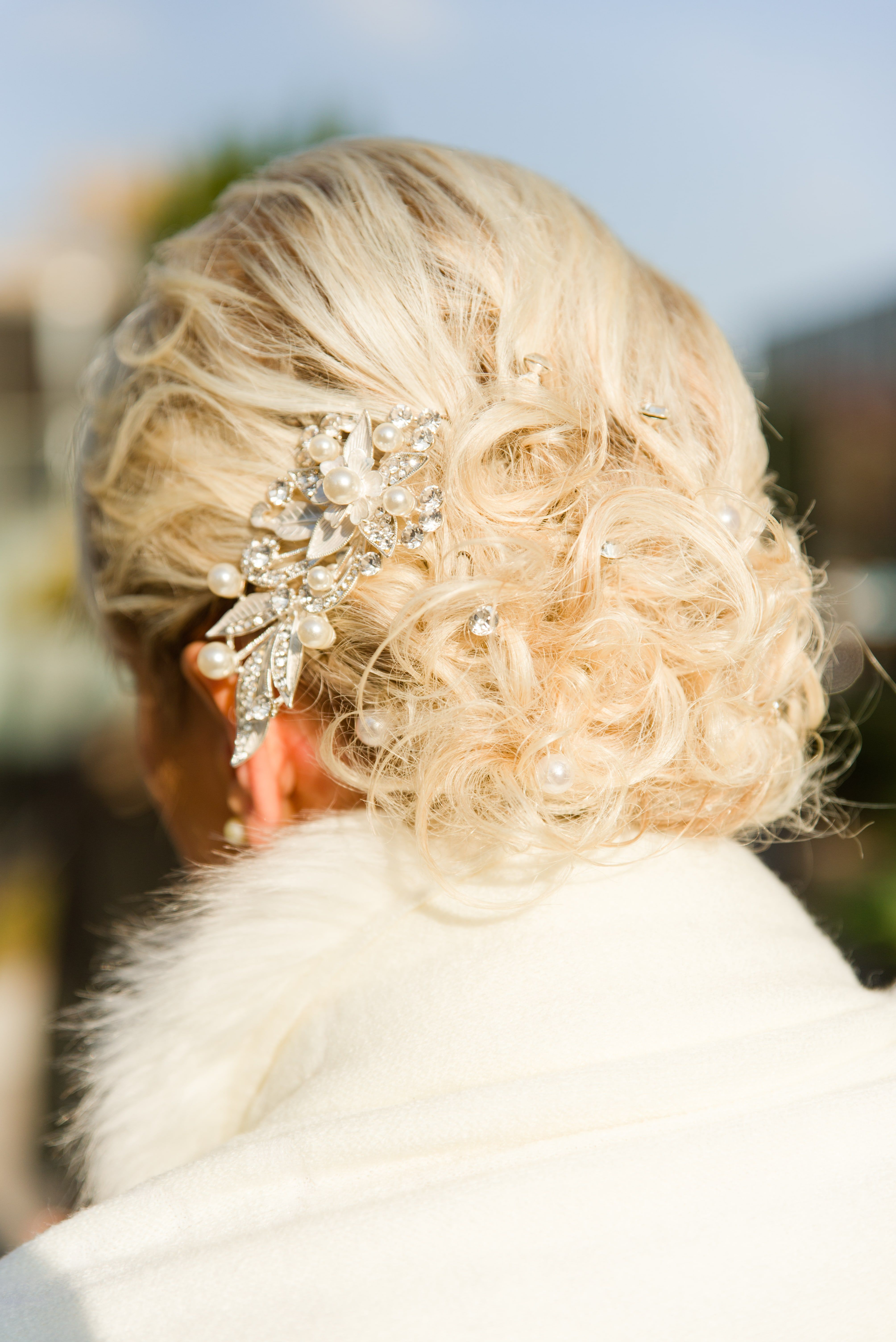 46++ Mariage hiver coiffure inspiration