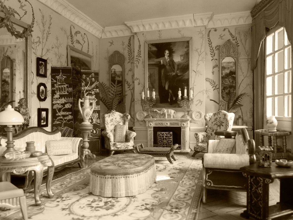 Victorian Era Home Interior A House Owned By An Upper Class
