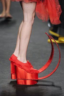 the last model shoes  of women