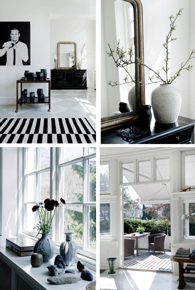 Déco scandinave - 30 idées sur lu0027intérieur de style pur et simple