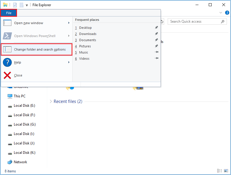 Get Help With File Explorer In Windows 10 With Detailed Steps Windows Open Window Windows 10