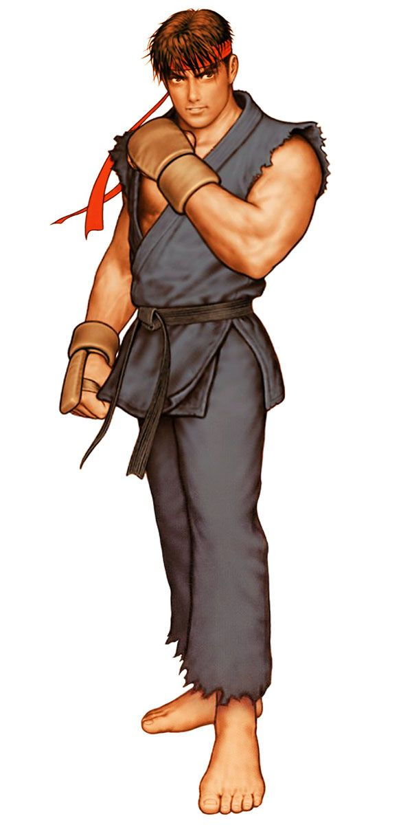 Evil Ryu Street Fighter Pictures Characters Art Capcom Vs