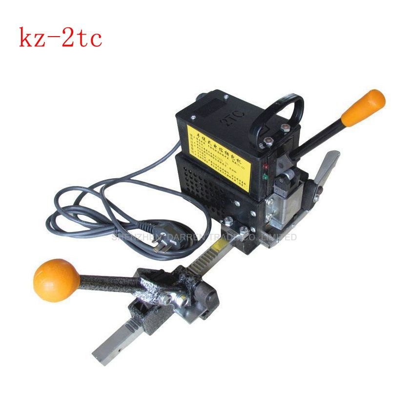 1pc Portable Electricity Hot Melt Baling Press Manual Packing Machine Plastic Tape Wrapping Machine Baler Tools Wrapping Machine Packing Machine Tools