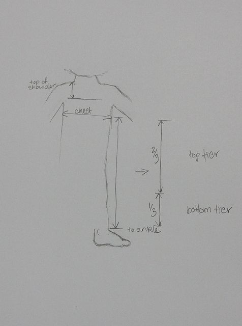 Toddler maxi dress and shrug tutorial
