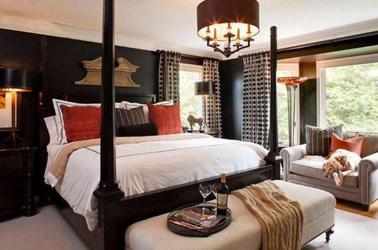 Camera Da Letto Bianco E Nero : 35 eleganti camere da letto in bianco e nero camere da letto