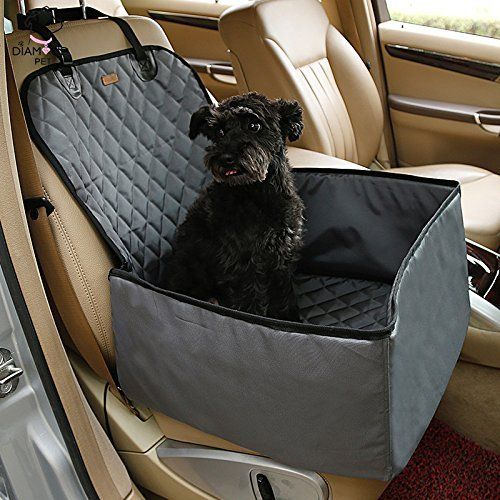 2 In 1 Pet Dog Car Supplies Pet Front Seat Cover