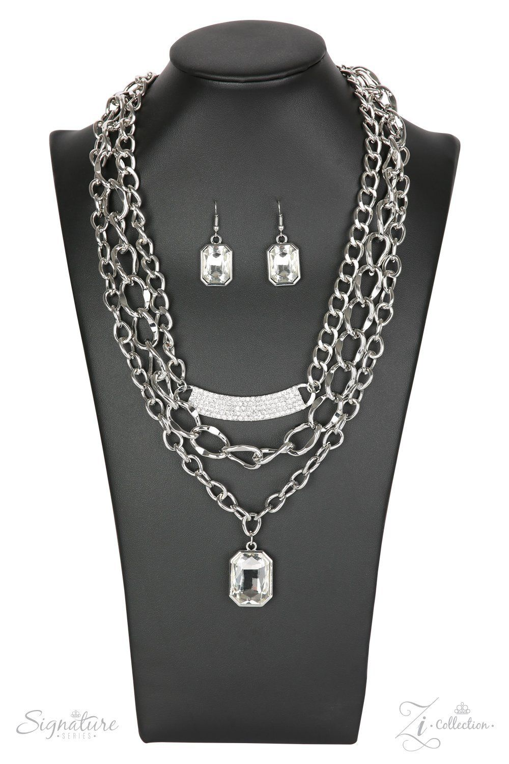 671ba4d26a9fd The Stacy Zi Collection Necklace | Paparazzi Accessories | $25.00 in ...