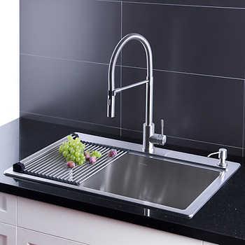 33-inch Sink