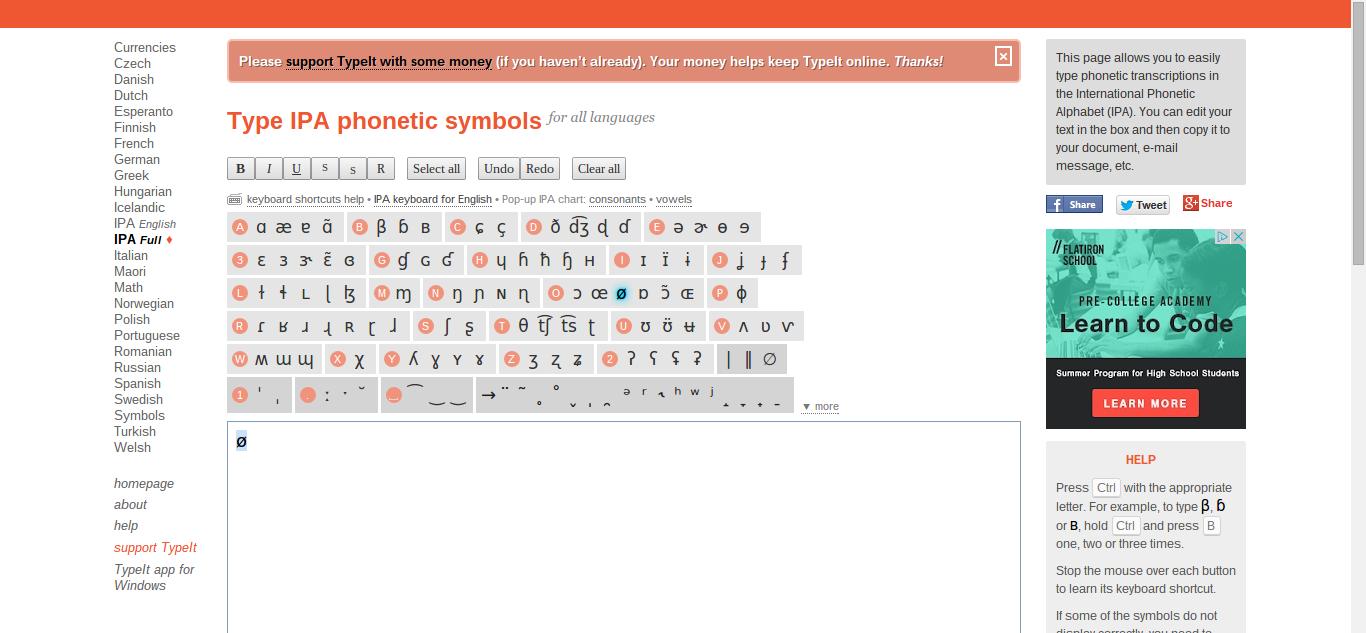 Type ipa phonetic symbols online keyboard all languages type ipa phonetic symbols online keyboard all languages biocorpaavc Images