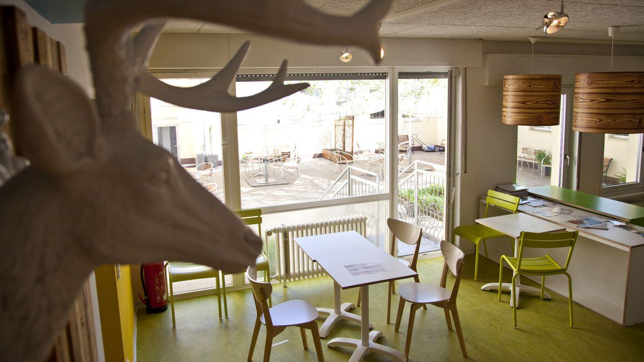 Café Heimat an der WAM. www.wam.de