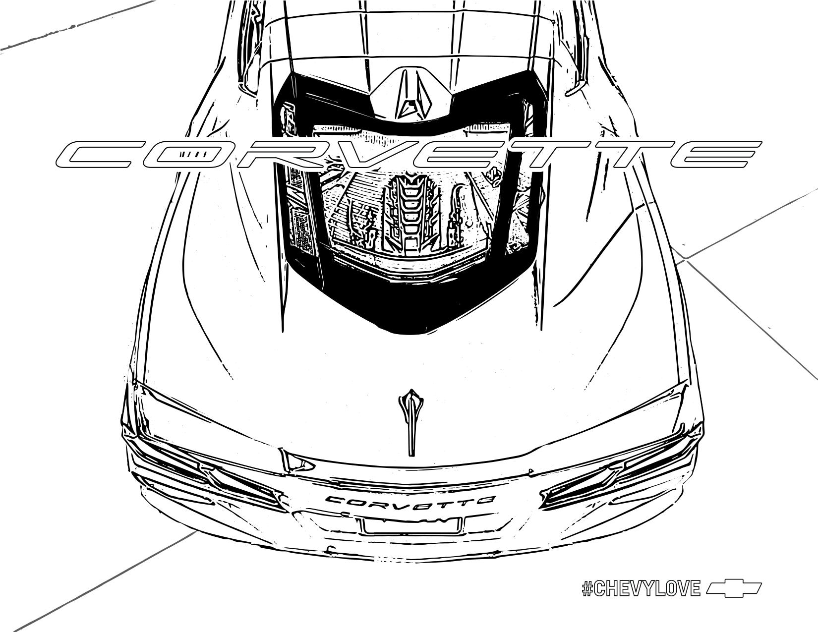2020 Corvette Stingray In 2020 Corvette Stingray Chevrolet Corvette Z06 Corvette