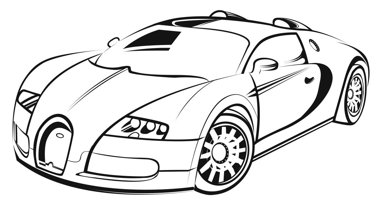Pics For Gt Drawings Of Bugatti Cars Coloring Pages Coloring
