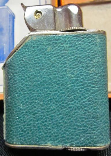 Chesterfield Lighter 1920s Unused In Original Box Up In Smoke