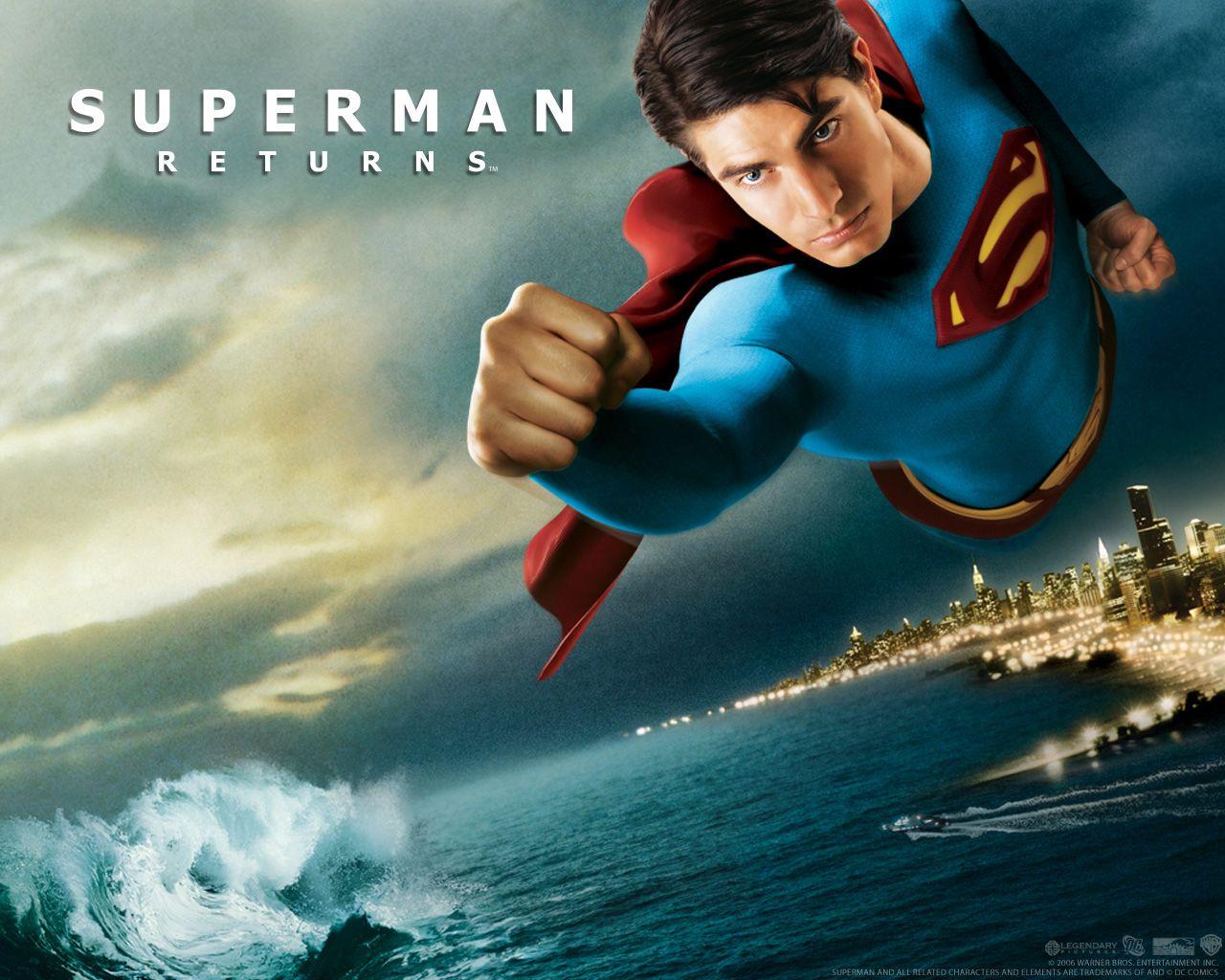 Superman Returns 2006 Fond D Ecran Fond D Ecran Superman Superman Film