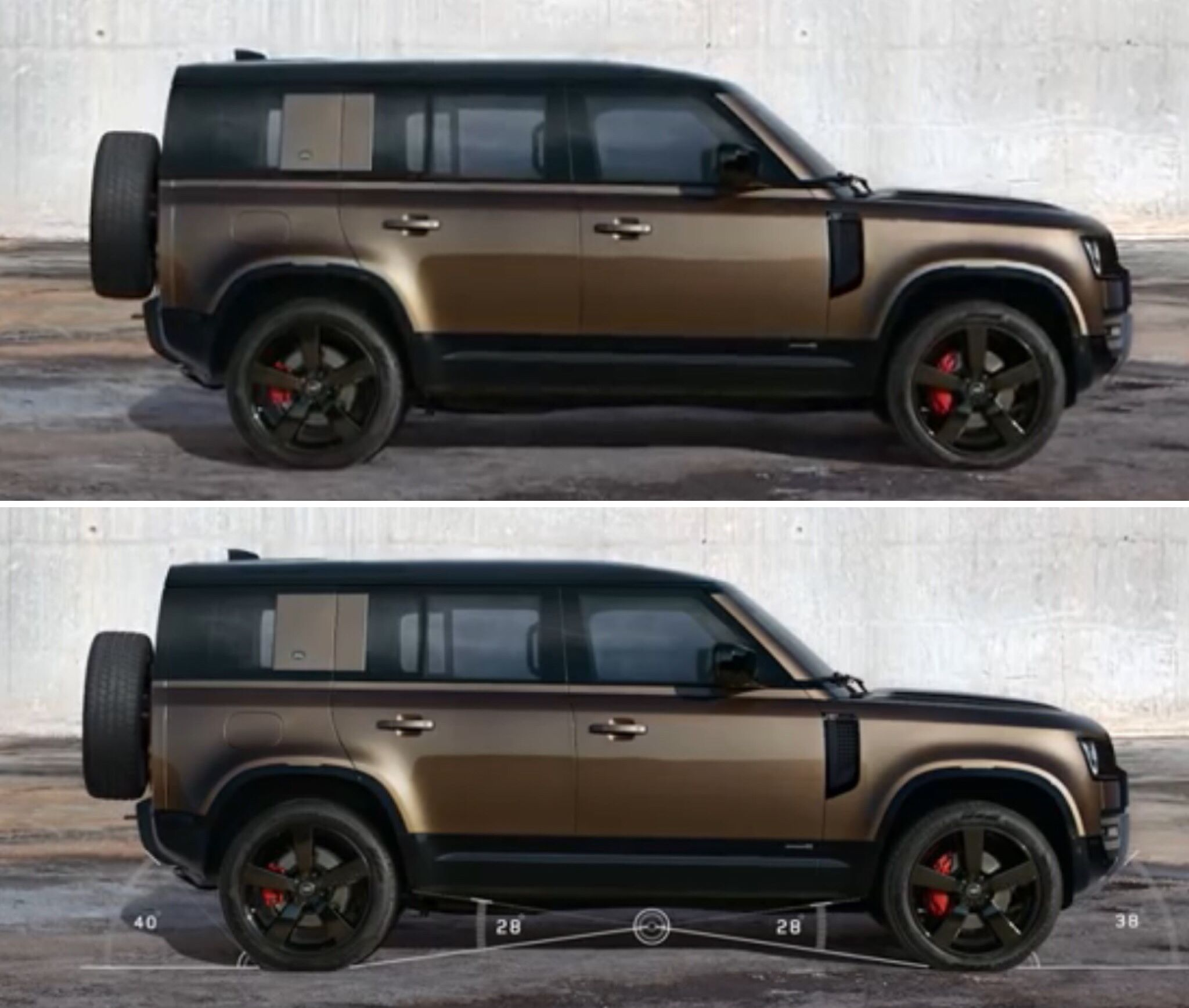 2021 Land Rover Defender Prices