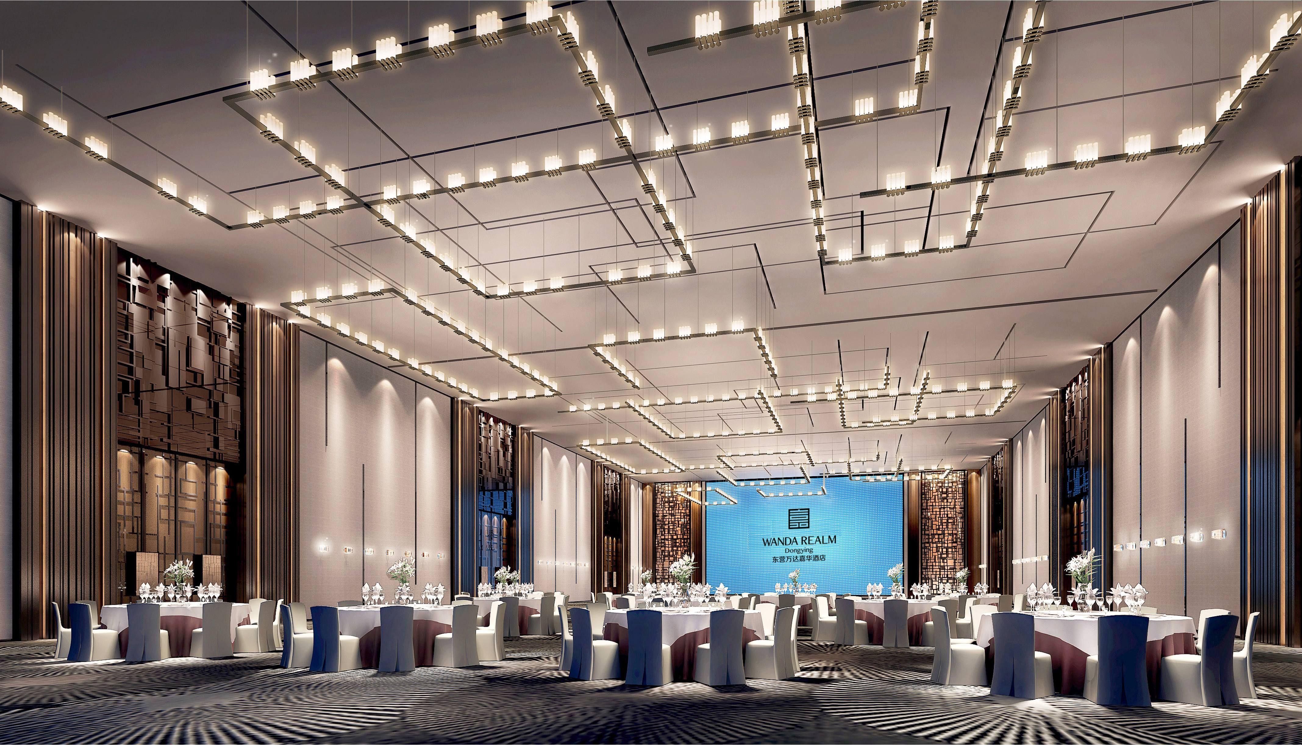 Wanda Hotels  U0026 Resorts Opens 76th Hotel In Dongying  China
