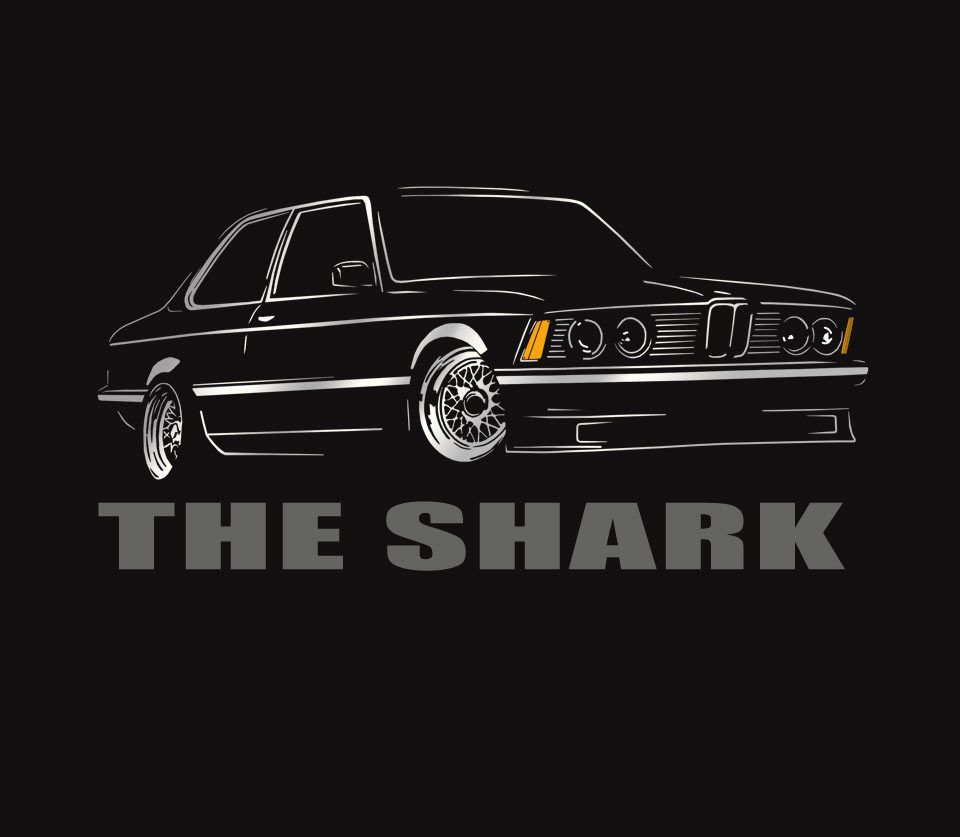 Bmw Z3 Drift Car: BMW E21 T-shirt Classic Drift Car For Bmw E21 Fans 318 320