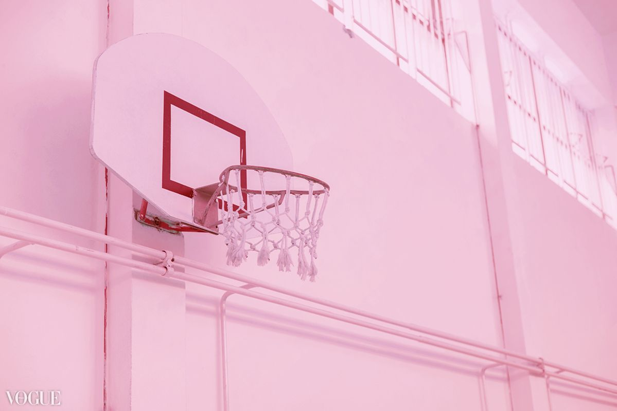 Gym Aesthetics Pastel Photography Pink Aesthetic Pastel Pink