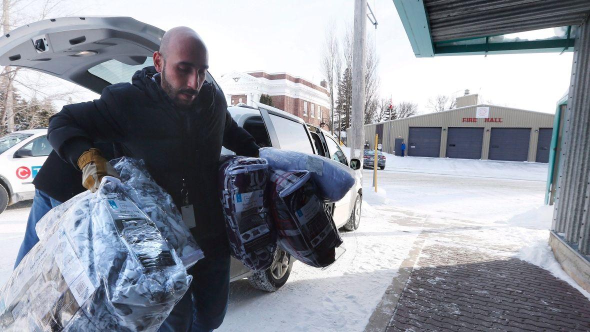 #Newcomer centre has no more room for border-crossing refugees - CBC.ca: CBC.ca Newcomer centre has no more room for border-crossing…