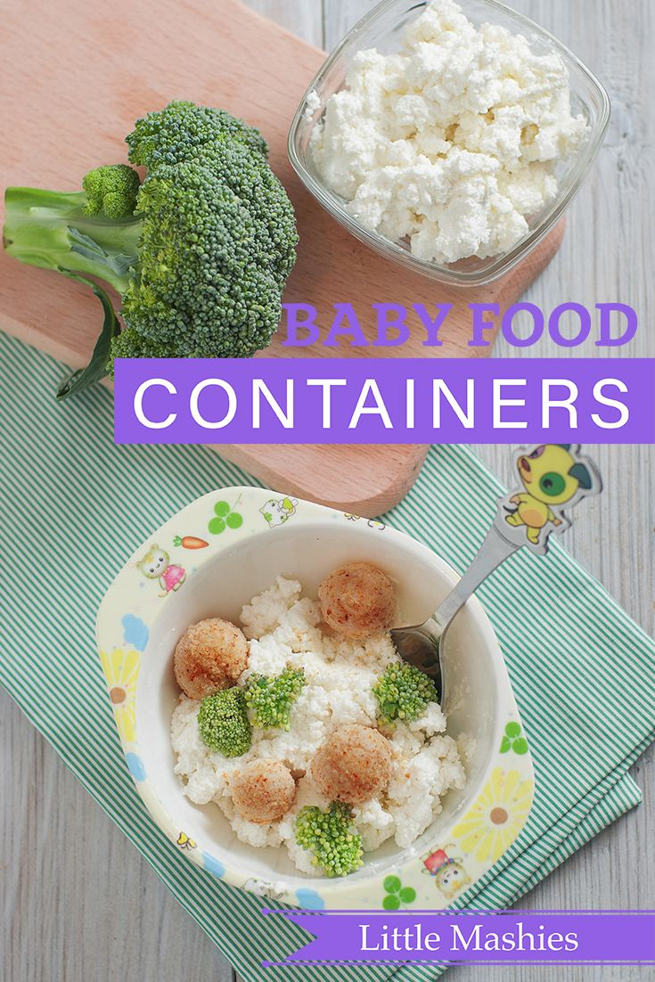 Little Mashies Fish Broccoli Cottage Cheese   Beat Baby Food Containers  2017 Little Mashies Refillable Squeeze