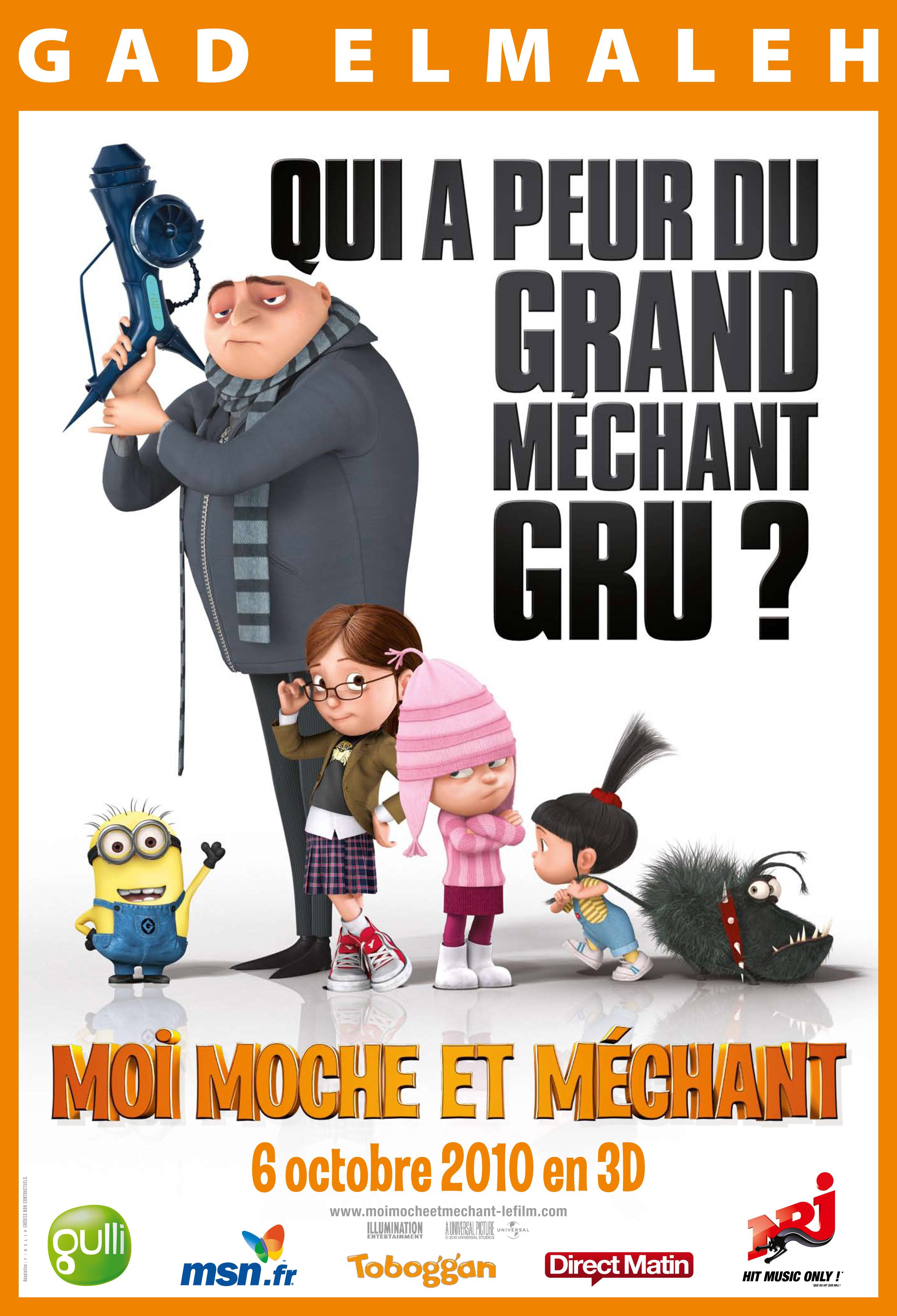Moi Moche Et Mechant Moi Moche Et Mechant Mechant Film