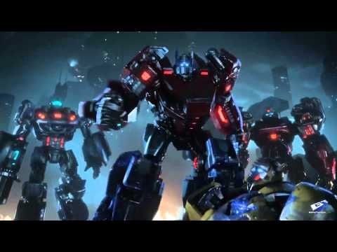Transformers Fall of Cybertron. Fall 2012