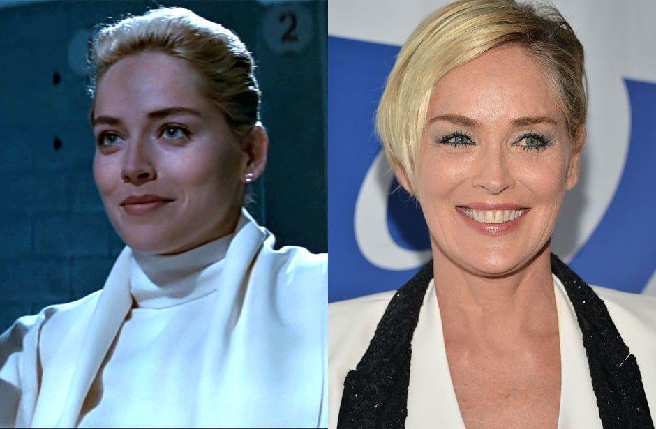 Veja antes e depois das musas dos anos 90