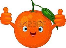 Resultado De Imagen Para Pintar Naranja Animada Sombrero Cartoon