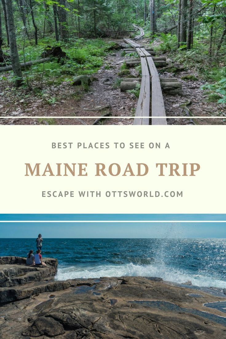 A Maine Road Trip That Takes You Off The Tourist Trail
