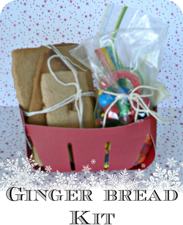 Ginger Bread House Kit Gingerbread house, Gingerbread