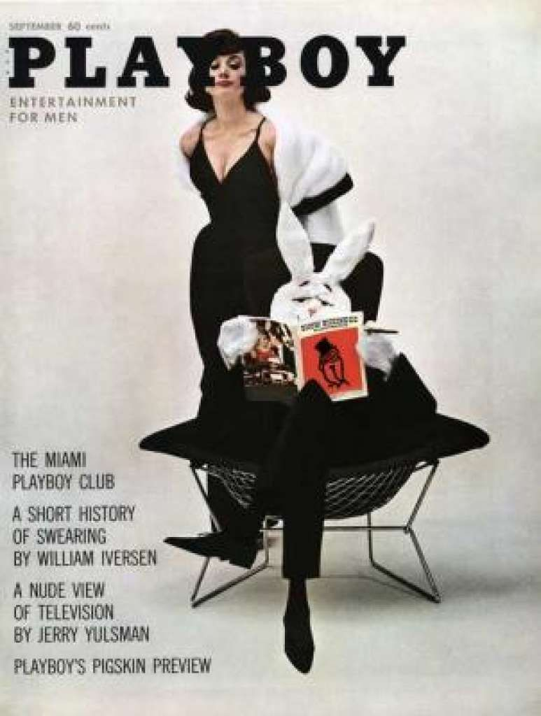 60 years of Playboy - SFGate | Displate thumbnail