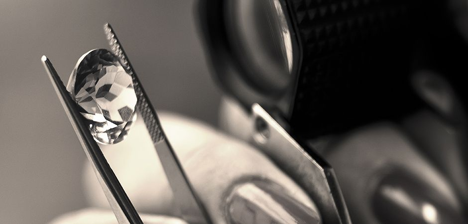 No appointment is needed for jewelry appraisals. We clean