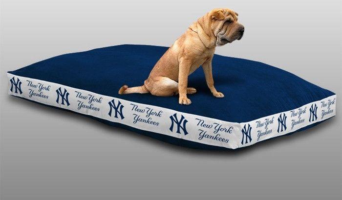 New York Yankees MLB Sports Logo Pet
