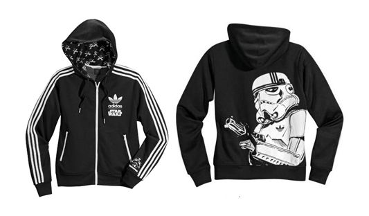 star wars jacket adidas