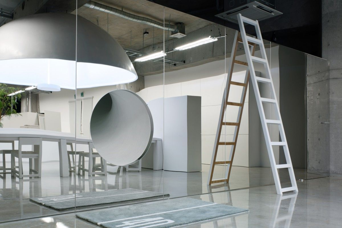 Cool office  title : MR_DESIGN OFFICE  architects:Jo Nagasaka+Naoki Takatsuka/Schemata Architects