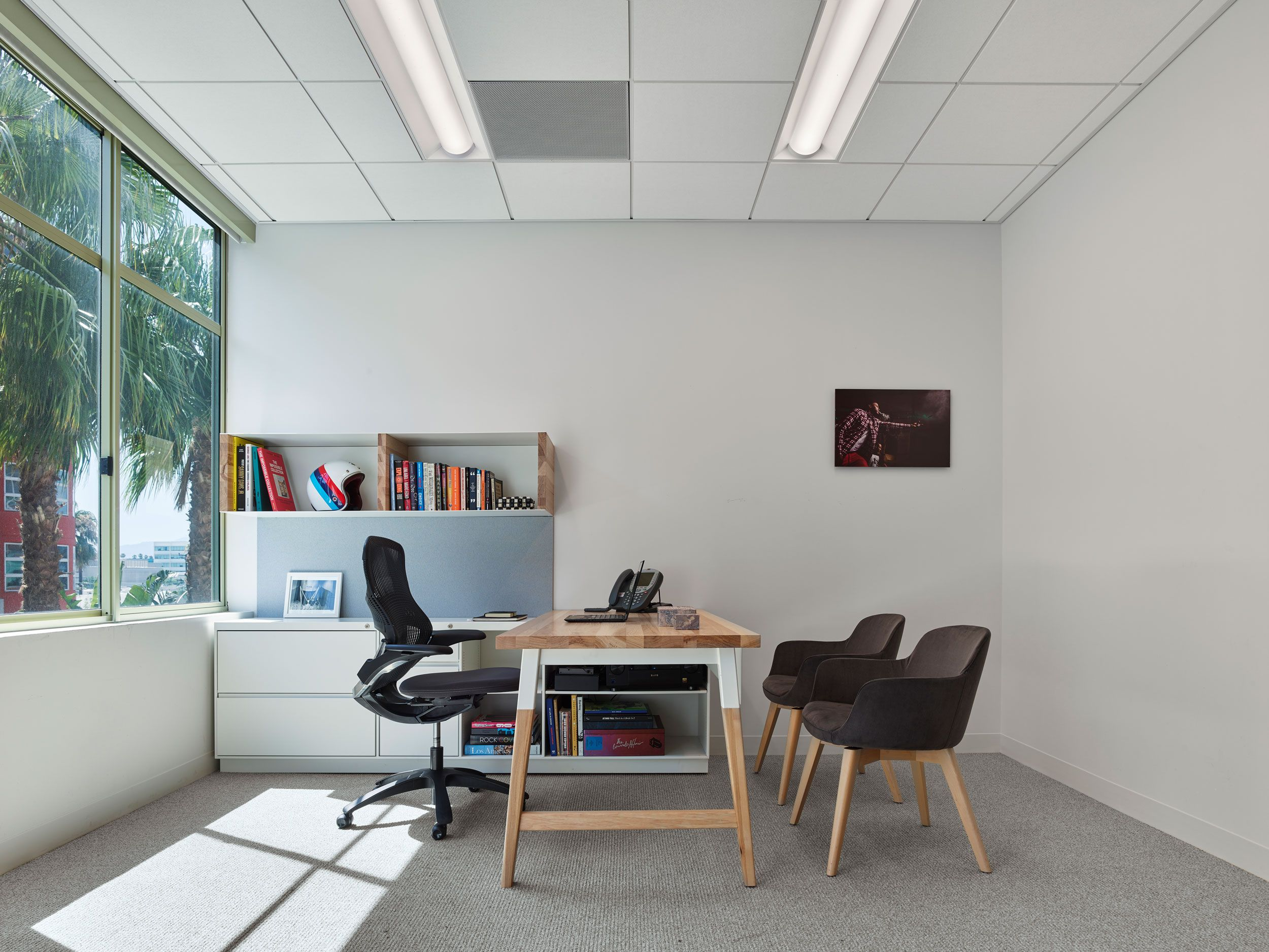 office space storage. Private Office Space MASH Worked On For Interscope Records. Storage Included. T
