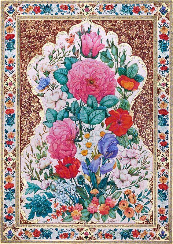 Seni Rupa Modern : modern, Motif, Tradisional, Pesantren, Kaligrafi, Quran, Modern, PSKQ,, Pertama, Tenggara, Rupa,, Seni,, Islamis