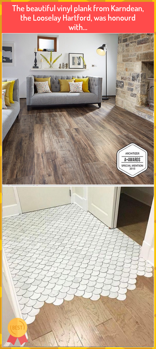The Beautiful Vinyl Plank From Karndean The Looselay Hartford Was Honourd With The Beautiful Vinyl Plank From Karndean The In 2020 Vinyl Plank Plank Vinyl